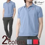 SWEEP!! COTTON PIQUE POLO SHIRT スウィープ!! 鹿の子 ポロシャツ (2colors) special priceBM