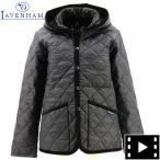 ラベンハム LAVENHAM レディース  キルティング ショートジャケット CRAYDON BLACK(ブラック)返品交換不可