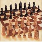 ケルト人の チェス ピース by スタジオ Anne Carlton【4.5インチ】