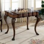 Butler ヘリテージコレクション 木製 チェステーブル ダークウッド