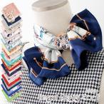 スカーフ レディース scarf 正方形 バッグスカーフ リボンスカーフ ツイリースカーフ バンダナ 馬 チェーン ベルト柄 uv 対策 首元 日よけ ストール エコバッグ