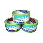 カラー養生テープ50mm×15m(緑) ばら売り 送料無料