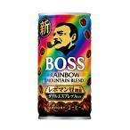 ボス レインボーマウンテン ブレンド 185g×30本入 BOSS サントリー ※3ケースまで同梱可 缶コーヒー