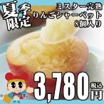 ミスター完熟 りんご シャーベット in Apple 8個入り S1802 送料無料 メーカー直送品 冷凍