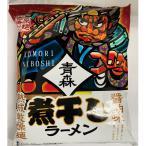 煮干し ラーメン 醤油味 藤原製麺 1食入 10個セット 青森 ねぶた にぼし お客様ご要望商品
