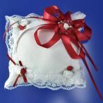 リングピロー 完成品 ブライダル ウエディング エレガント レース シルク 披露宴 挙式 指輪 結婚式 リングピロー1814 日本製 ネット専売 別注