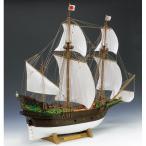 「送料無料」 ウッディジョー 木製帆船模型 1/80 サン ファン バウティスタ
