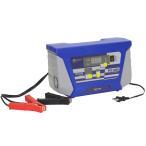 「送料無料」 Meltec [大自工業]フルオートバッテリー充電器 [12V/24V対応] PCX-3000 [PCX3000]