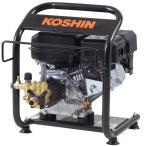 「らくらく家財宅急便 代引不可」 「送料無料」 工進 エンジン式高圧洗浄機 JCE-1408U