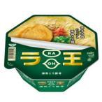 4箱まで1個口 日清ラ王 濃熟とろ豚骨×12個[ケース販売]