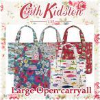 ショッピングキャスキッドソン Cath Kidston キャスキッドソン ラージ オープン キャリーオール