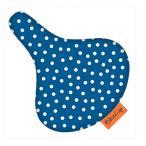 【ビーチクルーザー用サドルカバー】BIKE CAP FOR URBAN デザイン:BLUEDOT 湘南鵠沼海岸発信