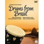 楽譜 スコアDrums from Brazil: Rebolo, Hand Repique, Tantan, and Multiple Percussion (Book & DVD) 正規輸入品