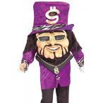 ショッピングDaddy メンズ コスプレ用コスチュームForum Novelties Men's Parade Pleasers Big Dollar Daddy Big Head Costume 正規輸入品