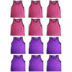 Serene(セリーヌ)シューズ BlueDot Trading 12 green adult sports pinnies-12 scrimmage training vests 正規輸入品