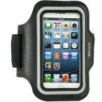 アームバンド型スマホケースRunning Armband for the Apple iPhone 5/5c/5s/ipod - Black Sport Armband With The Latest in Stylish Design with a Thick and
