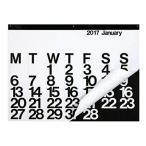 2017年アートカレンダー2017 Stendig Wall Calendar 正規輸入品