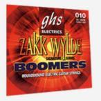 ギター用弦CUERDAS GUITARRA ELECTRICA - Ghs (Gbzw) Zakk Wylde/Boomers (Juego Completo 010/060E) 正規輸入品