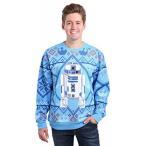 Serene(セリーヌ)シューズ Men's Disney Star Wars R2-D2 Christmas edition Ugly Sweater 正規輸入品