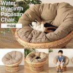 ペットベッド カドラー 猫 犬 子供用椅子 パパサンチェア ミニ  1人掛け ソファー ウォーターヒヤシンス C286NAZ