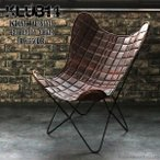 KLUB14 インダストリアル家具 バタフライチェア パーソナルチェア 椅子 ビンテージ ヴィンテージ アンティーク REC550CGN