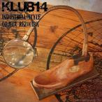 インダストリアル オブジェ 置物 おしゃれ 靴 木型 ルーペ インテリア アジアン カフェ REZ001BK