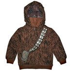 Yahoo!Lange Staarten玩具 Star Wars コスプレ Star Wars Little Boys Toddler Chewbacca Character Hoodie 正規輸入品
