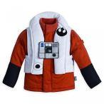 Yahoo!Lange Staarten玩具 Star Wars コスプレ Star Wars Poe Dameron Premium Costume Jacket for Kids - Star Wars: The Force Awakens 正規輸入品