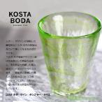 タンブラー グラス コップ ガラス コスタボダ KOSTA BODA マイン ライム タンブラー おしゃれ クリスマス