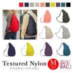 ショッピング新作 Healthy Backbag classic textured nylon Mサイズ iPadポケットあり 新作 ヘルシーバックバッグ テクスチャードナイロン 即日から3営業日出荷