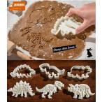 クッキー型 恐竜 ダイナソー テ
