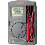 三和電気計器 SANWA ポケット型デジタルマルチメータ PM11