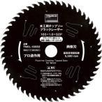 TRUSCO 木工用チップソー ブラックレーザー Φ125 TMCL-12542