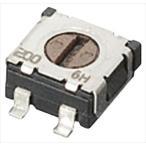 日本電産コパル電子 半固定抵抗器 ST-4EB 10k Ohm