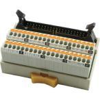 東洋技研 スプリングロック式コネクタ端子台 PCX-1H40-TB40-K-CPU