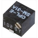 日本電産コパル電子 半固定抵抗器 10kΩ 0.125W SM-31A 10k Ohm