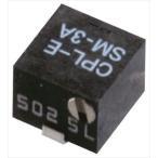 日本電産コパル電子 半固定抵抗器 10kΩ 0.125W SM-3A 10k Ohm
