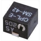 日本電産コパル電子 半固定抵抗器 2kΩ 0.25W SM-42A 2k Ohm