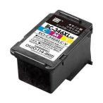 エコリカ ECI-C346XLC-V リサイクルインクカートリッジ カラー キヤノン BC-346XL 対応
