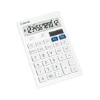 キヤノン HS-121T 電卓 12桁 卓上サイズ 抗菌 キレイ電卓 CANON HS121T