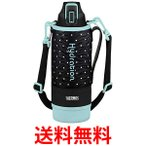 サーモス FHT-1000F D-BK ドットブラック 1.0L 水筒 真空断熱スポーツボトル||