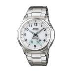 カシオ WVA-M630D-7AJF 腕時計 ウェーブセプター 電波ソーラー シルバー CASIO