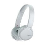 ソニー WH-CH510 W ワイヤレスヘッドホン ホワイト SONY