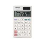 CASIO SL-300A-N パーソナル 電卓 8桁 手帳タイプ  カシオ 時間 税計算 SL300AN
