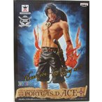 ONE PIECE MASTER STARS PIECE THE PORTGAS.D.ACE ポートガス・D・エース