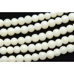 ホワイトコーラル(白珊瑚) ラウンド 2mm 1連(約38cm)_R1946-2/A8-2 5,000円以上で送料無料