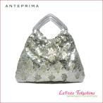 ANTEPRIMA アンテプリマ スパンコール ミニバッグ/ポーチ (シルバー)