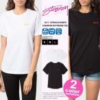 ステューシー Stussy Women Tシャツ 半袖 レディース CHAMPION BOYFRIEND TEE