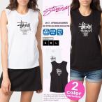 ショッピングstussy ステューシー Stussy Women Tシャツ ノースリーブ タンクトップ レディース BIG CITIES RAW EDGE MUSCLE TEE