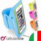 アームバンド ランニング スマホ iPhone 7 6s Plus Xperia Galaxy アイフォン プラス エクスペリア ギャラクシー ジョギング セルラーライン ブランド